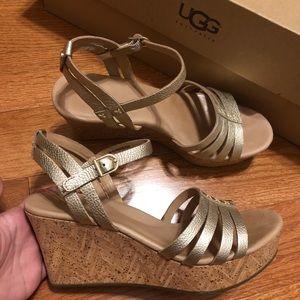 Brand New Ugg Sandals